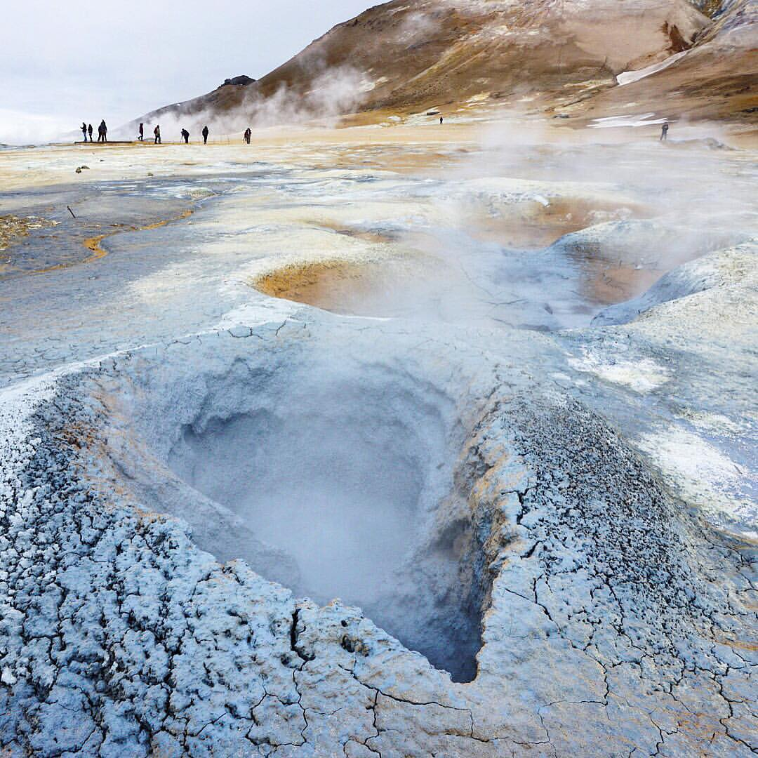 geothermal fields iceland 2016
