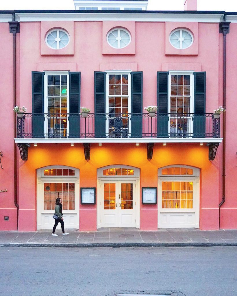 New Orleans Colorful