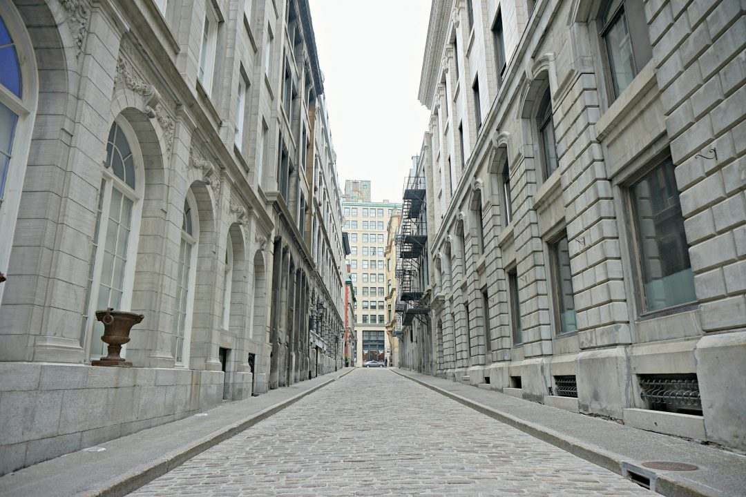 Old Montreal pictures