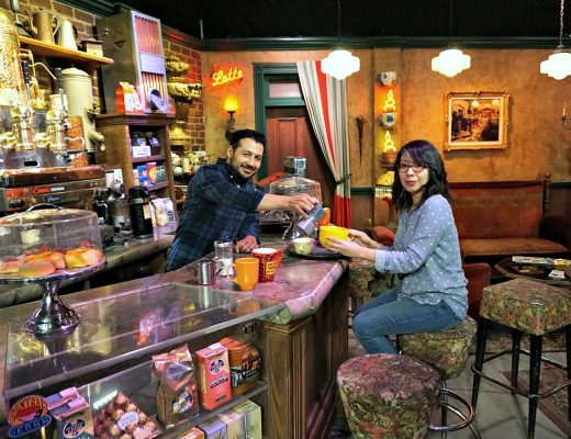 Tour the real Central Perk