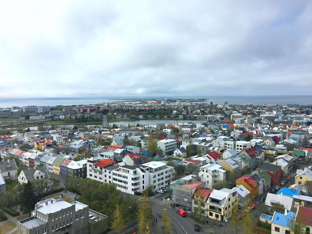 reykjavik Iceland for the weekend