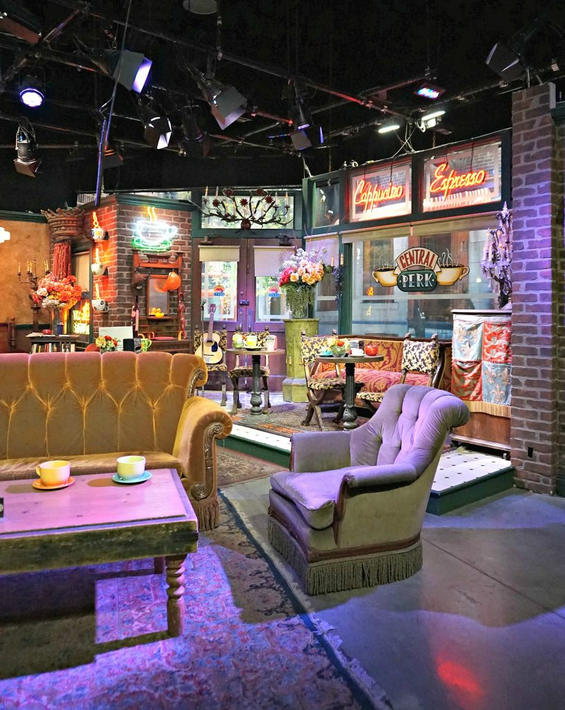 central perk from Friends
