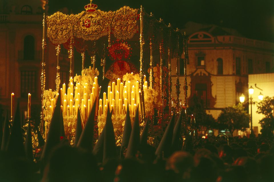 Seville Spain Holy Week