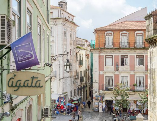 Coimbra Portugal Travel